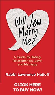 Order Rabbi Hajioff's new book