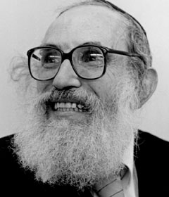 Rabbi Aaron Soloveichik