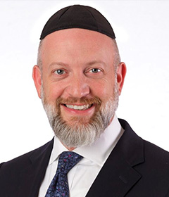 Rabbi Efrem Goldberg