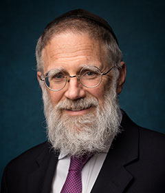 Rabbi Yaakov B. Neuburger