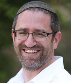 Rabbi Yamin Goldsmith